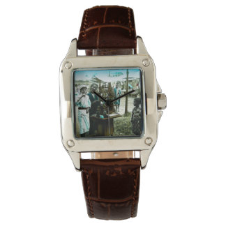 The Candy Man of Old Japan Vintage Japanese Watch