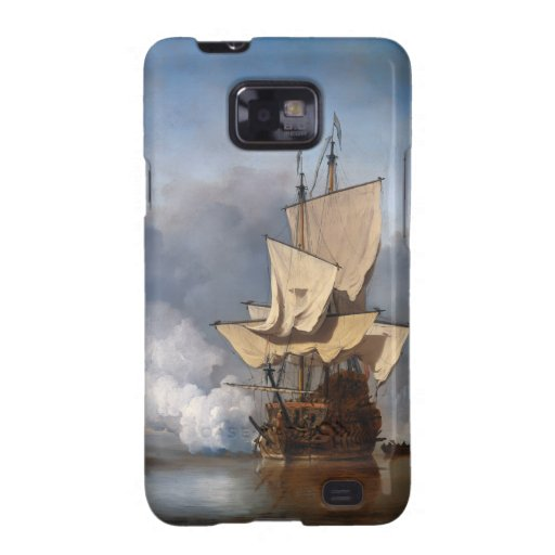 The Cannon Shot Fine Art Samsung Galaxy SII Covers