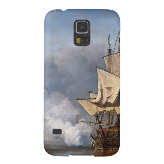 The Cannon Shot Fine Art Samsung Galaxy Nexus Covers