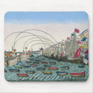The Capture of Havana by the English in 1762 Mouse Pad