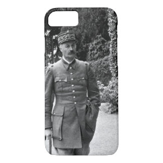 The captured French General Giraud_War Image iPhone 7 Case