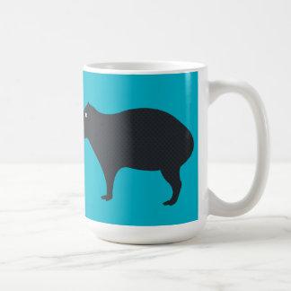 The Capybara is Watching Mug