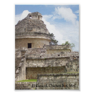 The Caracol Print