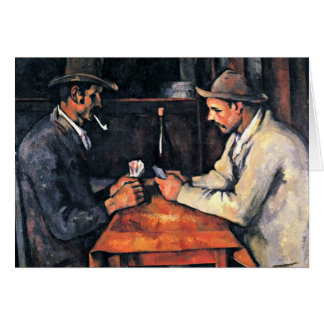 The Card Players