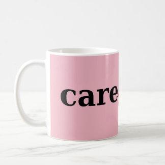 the careGiver mug
