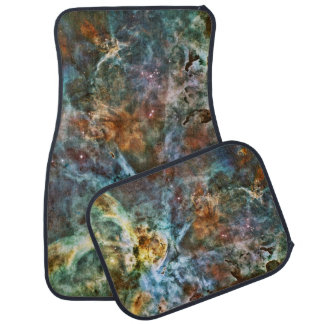 The Carina Nebula Alter Car Mat