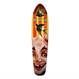 The Carny Skate Board Deck