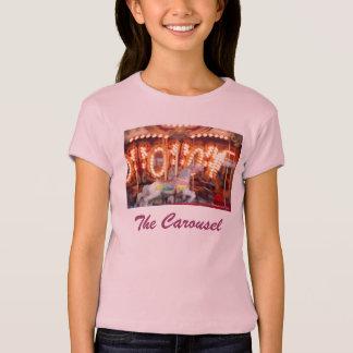 'The Carousel' Girls' T-shirt