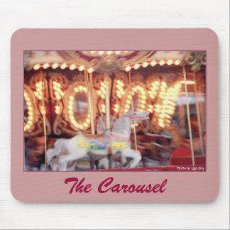 'The Carousel' Mousepad