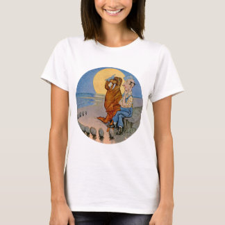 The Carpenter and the Walrus and the Oysters T-Shirt