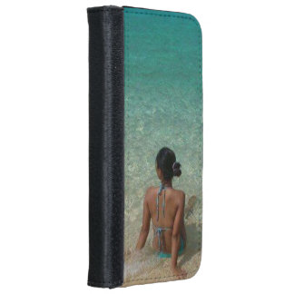 The carribean iPhone 6 wallet case