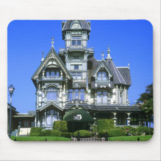 The Carson Mansion in Eureka, California Mouse Pad