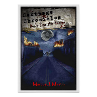 The Carthage Chronicles Poster Series 2