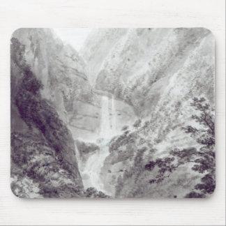 The Cascade of Minzapeezo Mouse Pad