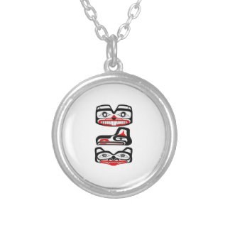 THE CASCADES BEYOND SILVER PLATED NECKLACE