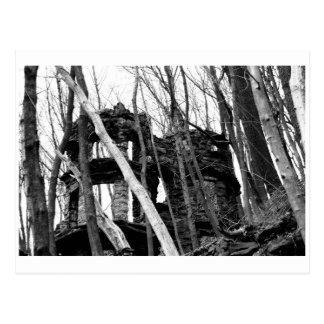 The Castle of Jim Thorpe postcard