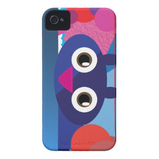 The cat and the abstract Case-Mate iPhone 4 cases