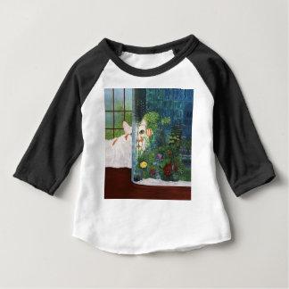 The Cat Aquatic Baby T-Shirt