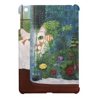 The Cat Aquatic iPad Mini Case