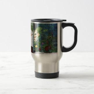 The Cat Aquatic Travel Mug