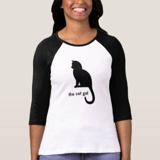 the cat gal shirt