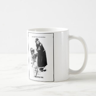 The Cat Ladies (Women) of Playa del Rey Coffee Mug