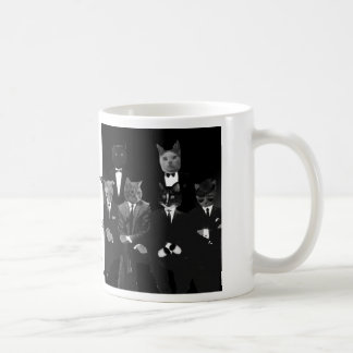 The Cat Pack Coffee Mug