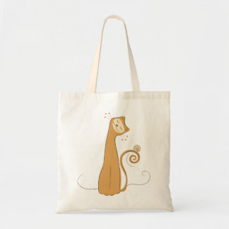 The Cat - Seal Point Tote Bag