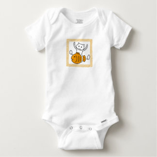 The cat which wants baby onesie