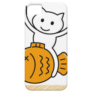 The cat which wants iPhone 5 case