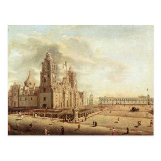 The Catedral Metropolitana Postcard