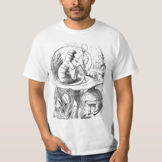 The Caterpillar & Alice T-Shirt