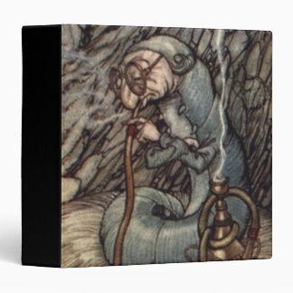 The Caterpillar by Arthur Rackham Vinyl Binders
