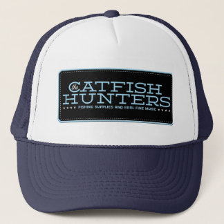 The Catfish Hunters • Logo Trucker Hat 01