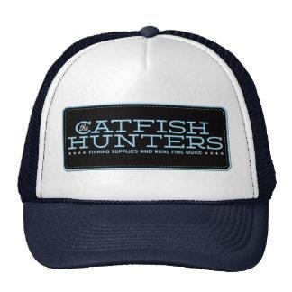 The Catfish Hunters • Logo Trucker Hat 01