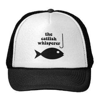 the catfish whisperer trucker hat