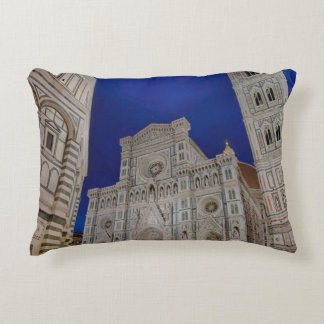 The Cathedral of Santa Maria del Fiore Accent Pillow