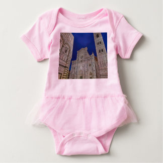 The Cathedral of Santa Maria del Fiore Baby Bodysuit