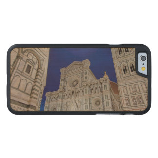 The Cathedral of Santa Maria del Fiore Carved Maple iPhone 6 Case