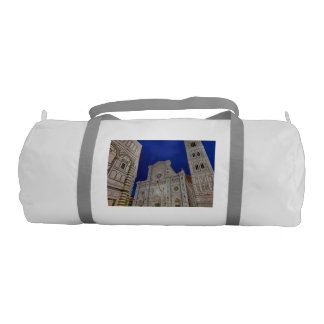 The Cathedral of Santa Maria del Fiore Gym Bag
