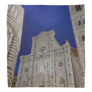 The Cathedral of Santa Maria del Fiore in italy Bandana