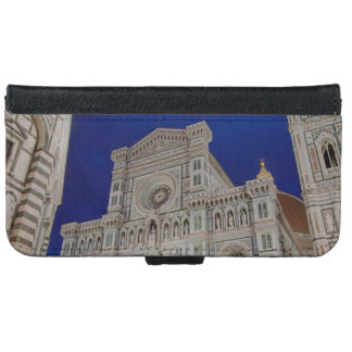 The Cathedral of Santa Maria del Fiore in italy iPhone 6 Wallet Case