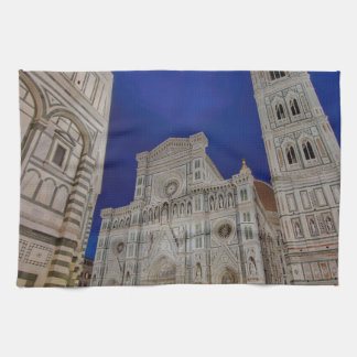 The Cathedral of Santa Maria del Fiore Kitchen Towels