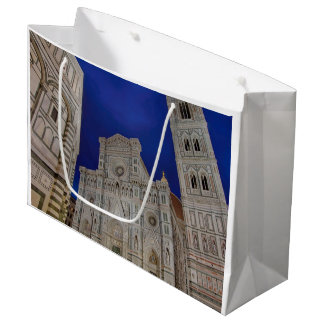 The Cathedral of Santa Maria del Fiore Large Gift Bag