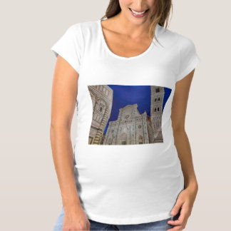 The Cathedral of Santa Maria del Fiore Maternity T-Shirt