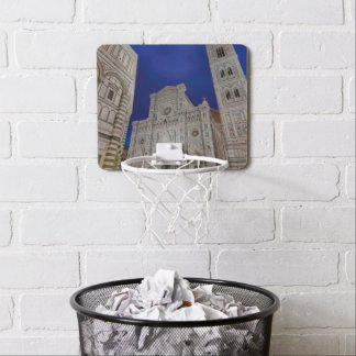 The Cathedral of Santa Maria del Fiore Mini Basketball Hoop