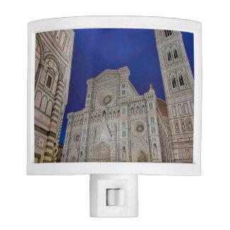 The Cathedral of Santa Maria del Fiore Night Lights
