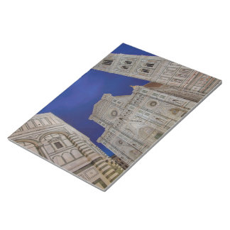 The Cathedral of Santa Maria del Fiore Notepad
