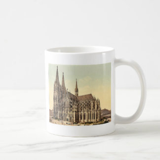 The cathedral, side, Cologne, the Rhine, Germany r Coffee Mug