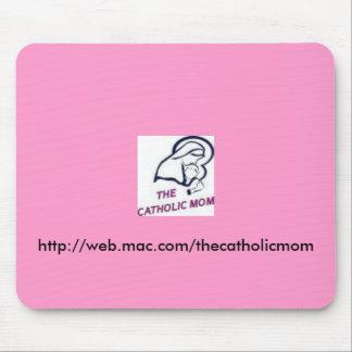 The Catholic Mom Mousepad